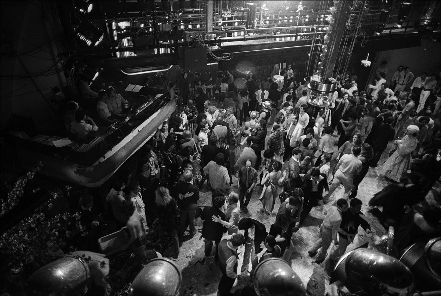 Nicky Siano On Disco Drugs And Djing At Studio 54