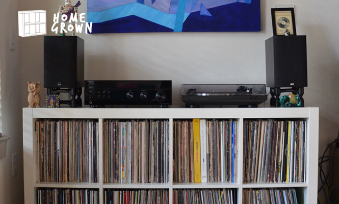 "Home Grown: ""I've never bought a used record online, it's all about the hunt for me"""