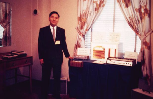 Roland founder Ikutaro Kakehashi has died aged 87