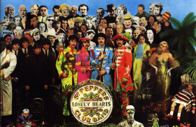 The Beatles Sgt Pepper S Lonely Hearts Club Band Gets