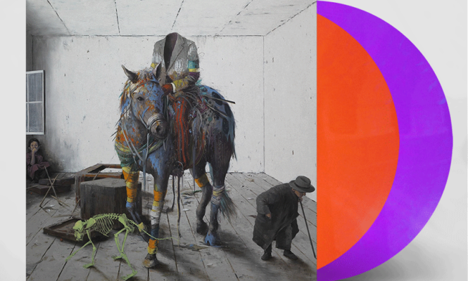 UNKLE to release new album <em>The Road Pt. 1</em> on colour vinyl
