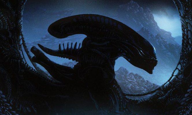 1979 <em>Alien</em> soundtrack reissued on limited edition coloured vinyl