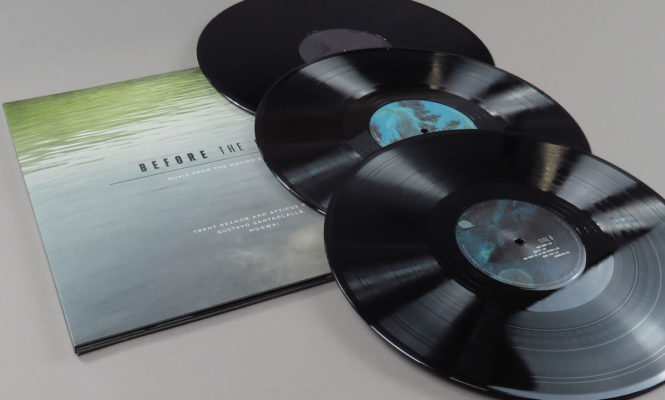 Trent Reznor and Mogwai&#8217;s <em>Before The Flood</em> soundtrack gets triple vinyl release