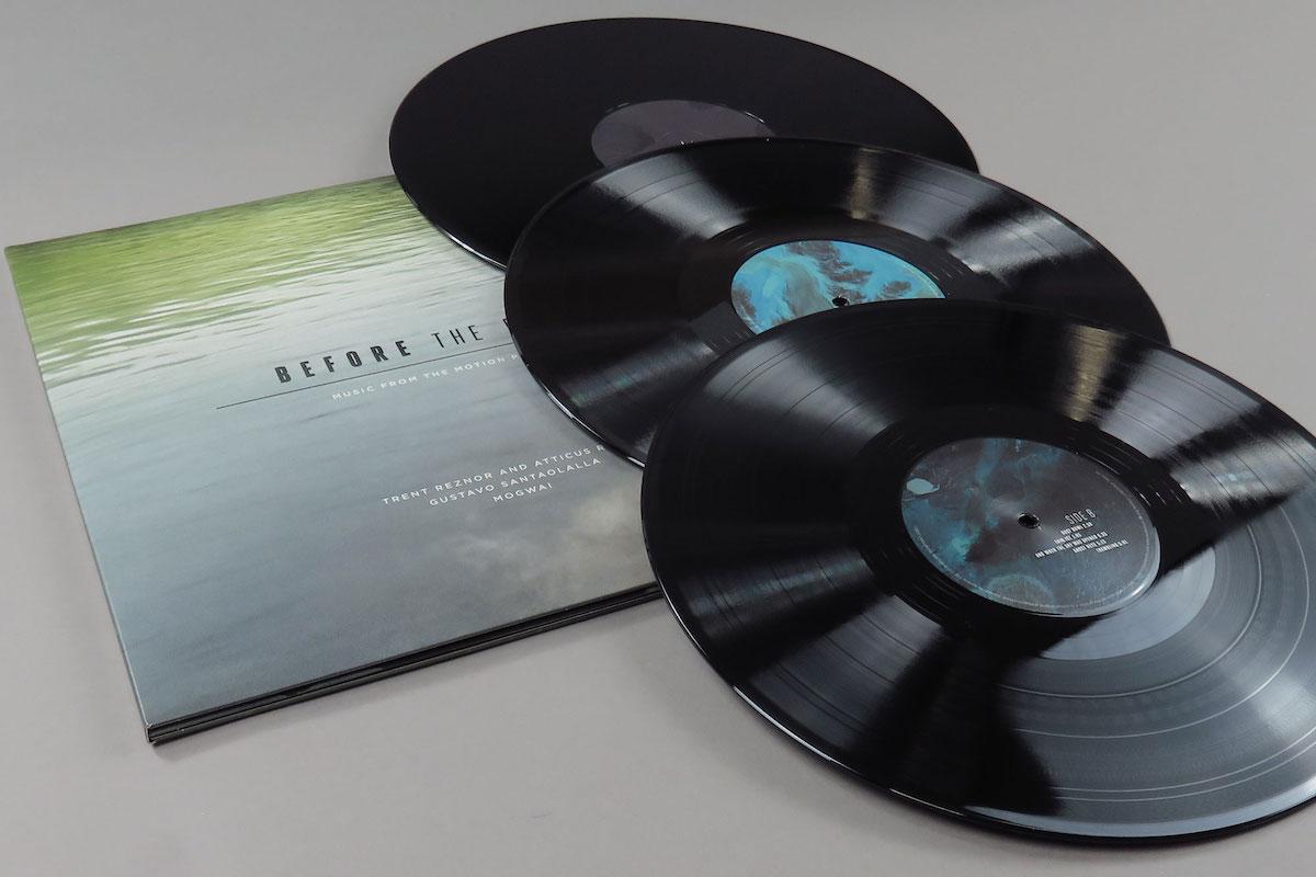 Trent Reznor and Mogwai&#8217;s <em>Before The Flood</em> soundtrack gets triple vinyl release