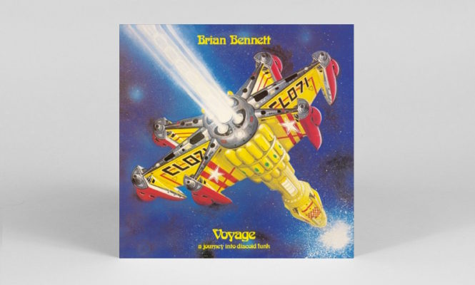Brian Bennett&#8217;s cosmic disco rarity <em>Voyage (A Journey Into Discoid Funk)</em> gets first official reissue