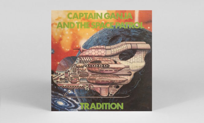 Holy grail sci-fi dub LP <em>Captain Ganja and the Space Patrol</em> reissued on vinyl
