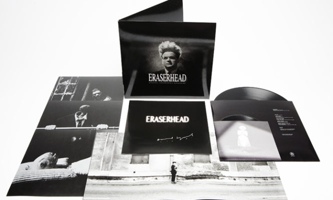 eraser head vinyl edition