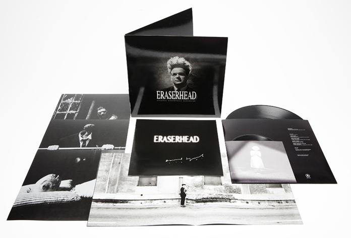 David Lynch&#8217;s <em>Eraserhead</em> soundtrack reissued on silver vinyl