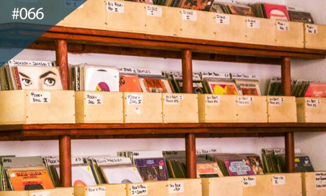 The world's best record shops #066: Galactic Supermarket Records, Berlin