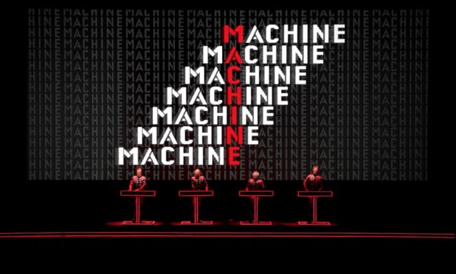 Kraftwerk to release new live album and 3D concert film