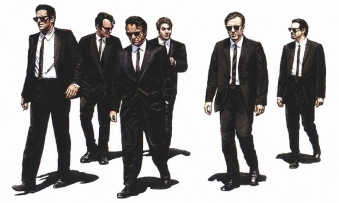 <em>Reservoir Dogs</em> soundtrack gets 25th anniversary reissue on red vinyl
