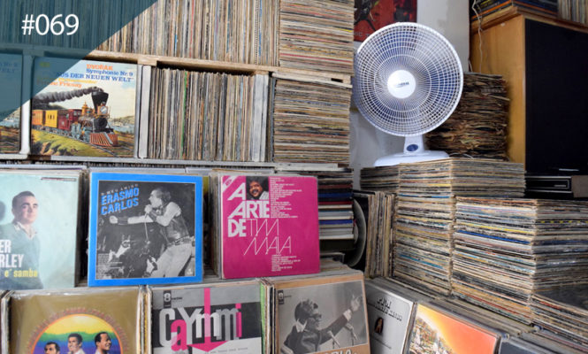 The world's best record shops #069: Bazar Som Três, Salvador