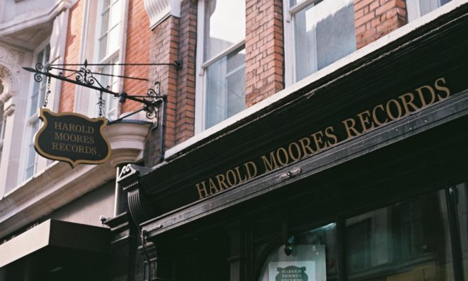 An ode to Harold Moores, London's last classical record shop