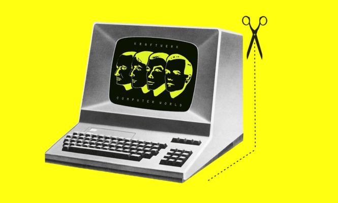 Cut / Paste: <br/> The sample legacy of <br/> <em>Computer World</em>, Kraftwerk&#8217;s <br/> most influential album