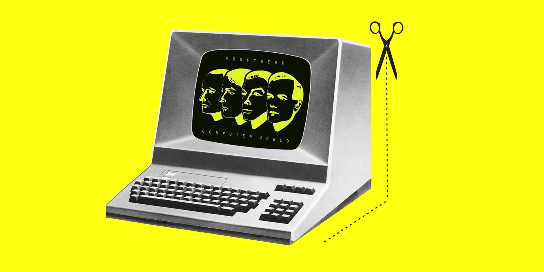 Kraftwerk - Tour De France = El Baile De La Escoba (Version Remezclada)