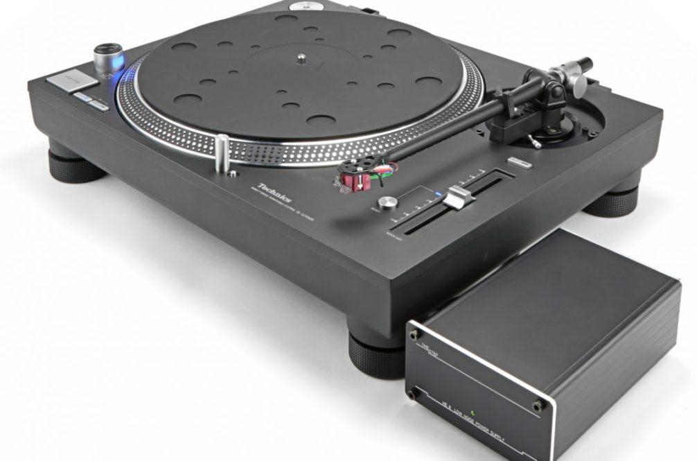 Timestep Unveils Modified Technics Sl 1210gr