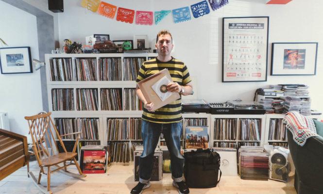 Crate Diggers: Joe Goddard