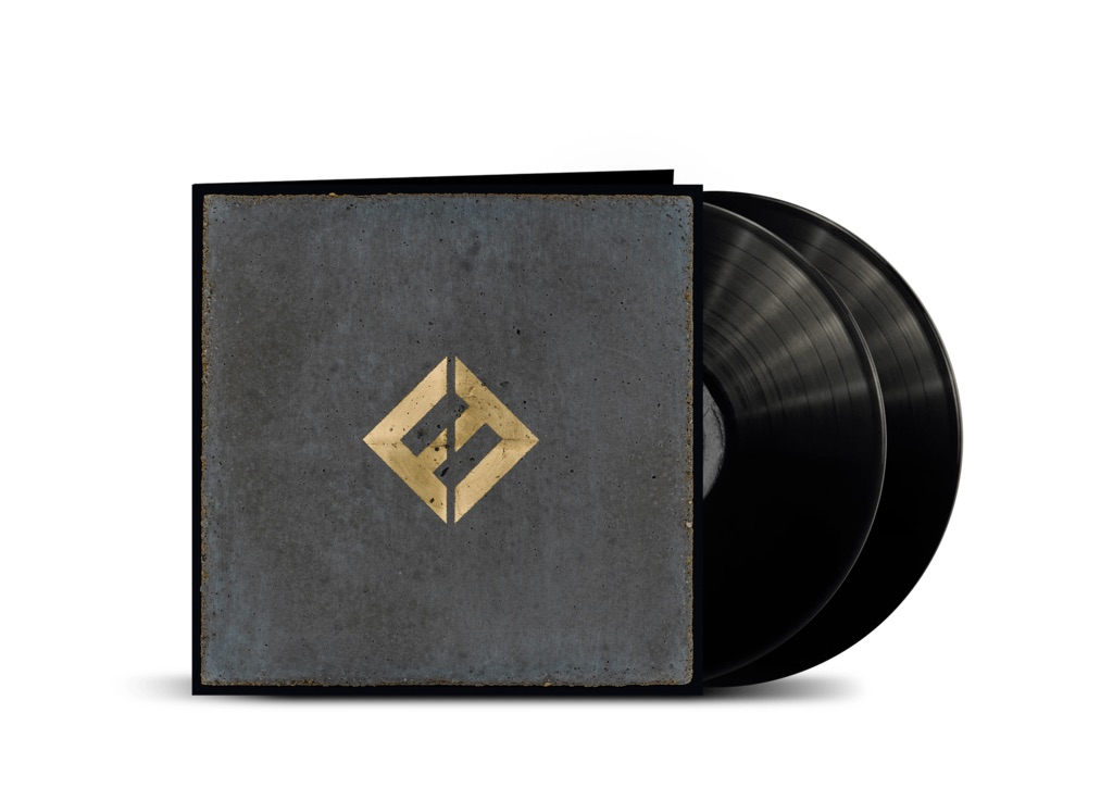 Foo Fighters to release new album <em>Concrete and Gold</em> on double vinyl