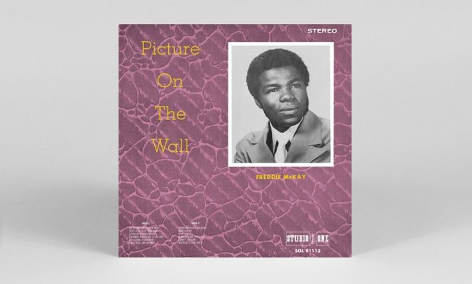 Discogs teams up with Studio One to reissue Freddie McKay&#8217;s reggae classic <em>Picture on the Wall</em>