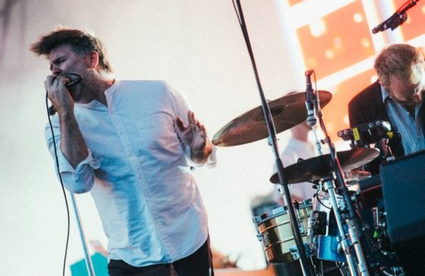 """LCD Soundsystem distance themselves from new reissues: """"We aren't announcing shit"""""""