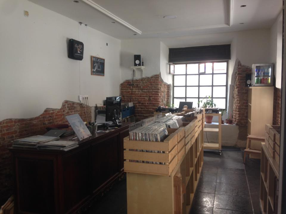 New dance music record shop opens in Madrid