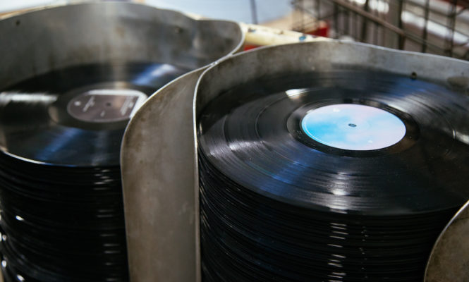 Sony to start pressing records again after almost 30 years