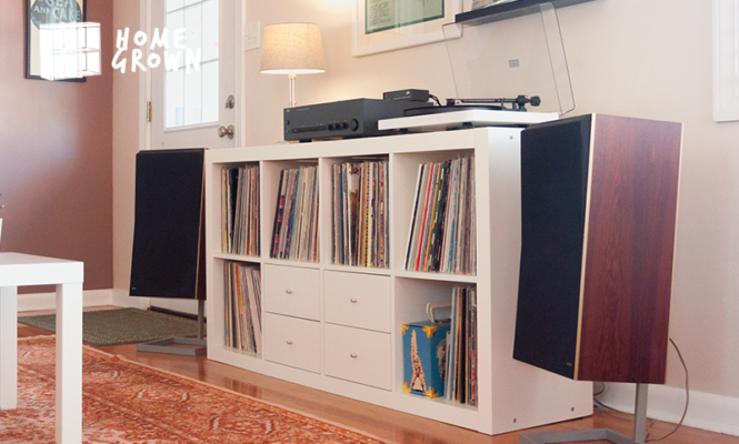 Home Grown: First-edition Blue Note rarities and mint Bang & Olufsen speakers