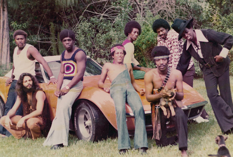 A rare 1977 Florida funk album from T.K. Productions comes to vinyl