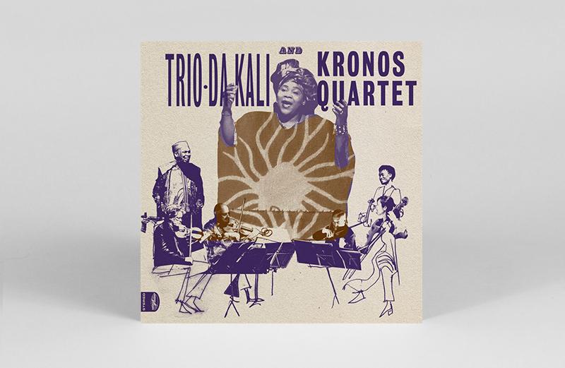 Gospel-infused Malian rhythms meet western strings in debut Trio Da Kali & Kronos Quartet LP
