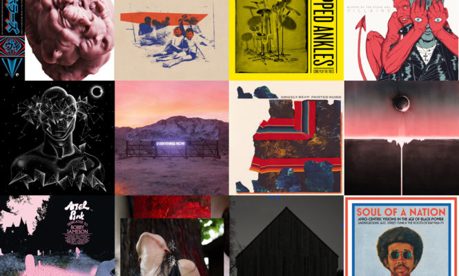 Forthcoming vinyl releases (July – September 2017)