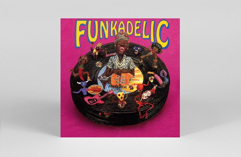 Funkadelic - Motor City Madness