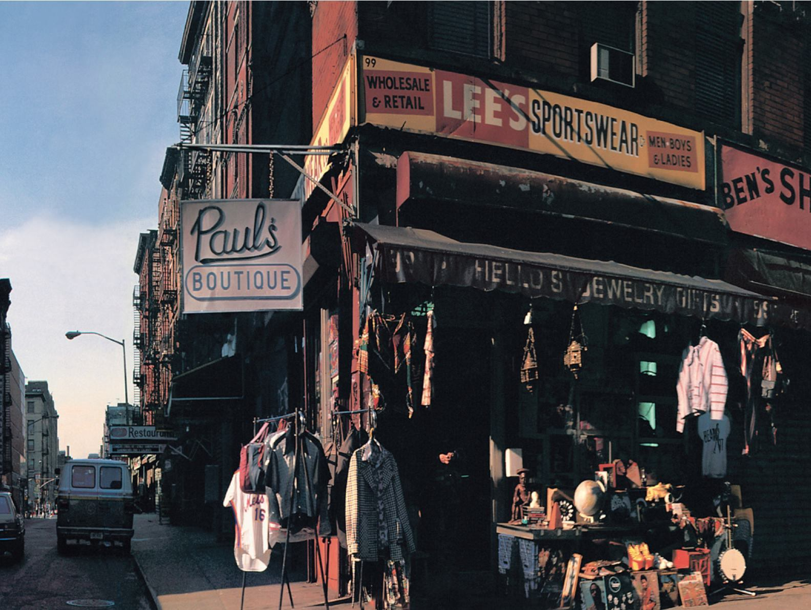 The records behind Beastie Boys' sample masterpiece Paul's Boutique