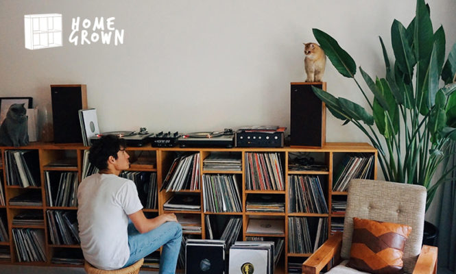 """Home Grown: """"I see my collection as a growing treasure"""""""