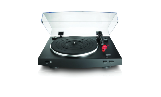 Turntable review: Audio-Technica AT-LP3