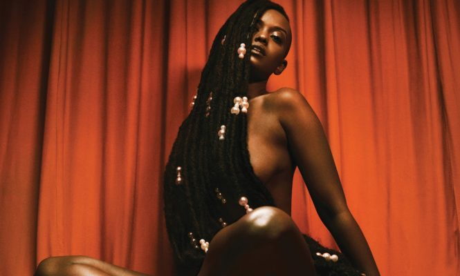 Kelela to release new album <em>Take Me Apart</em> on double transparent vinyl