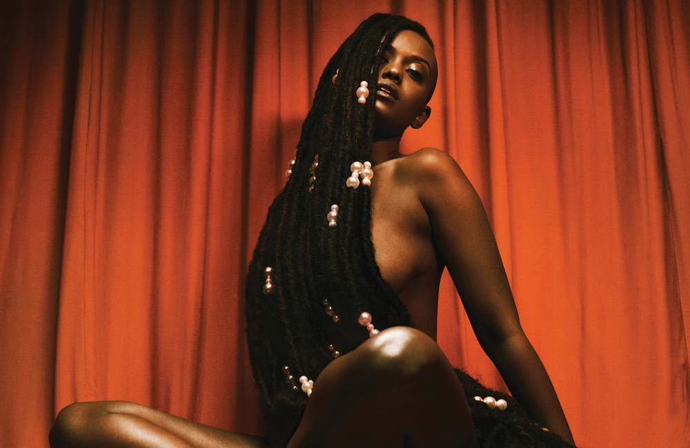 Kelela Finally Announces Debut Album 'Take Me Apart' And Unveils 'LMK'