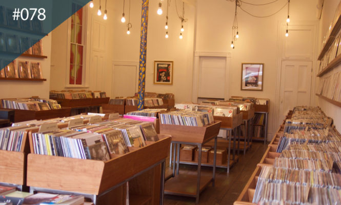 The world's best record shops #078: Stranded, San Francisco
