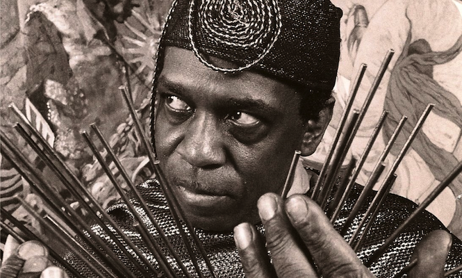 Sun Ra's 1966 jazz epic <em>The Magic City</em> is being remastered and reissued on vinyl