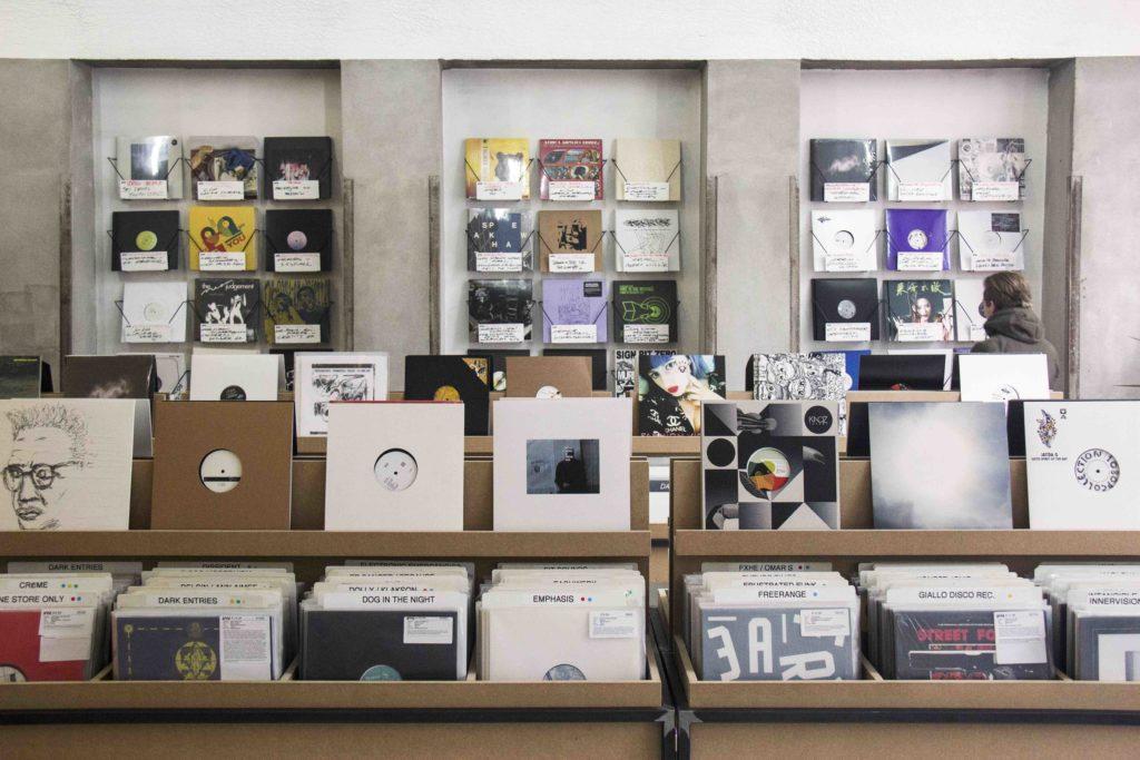 Vinyl coupons rotterdam