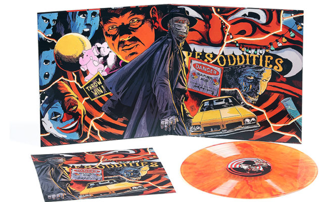 "<em>Darkman</em> score from Sam Raimi&#8217;s 1990 superhero film reissued on limited ""fire"" vinyl"