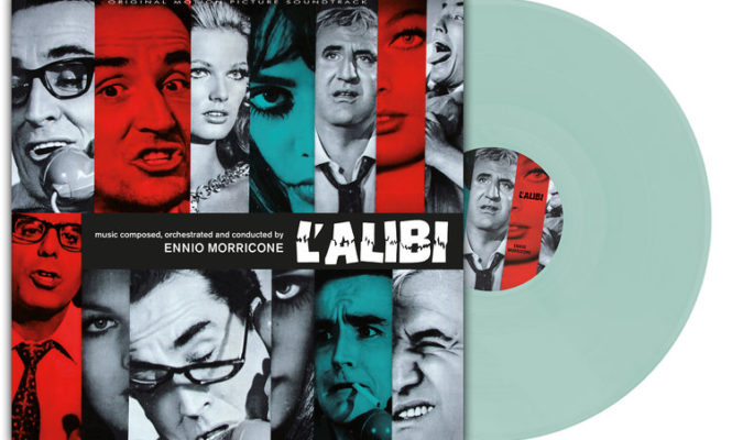 Ennio Morricone's <em>L'Alibi</em> soundtrack released on vinyl for the first time