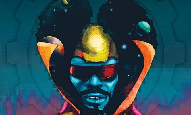 Parliament Funkadelic remixed by Detroit's finest for new album of reworks