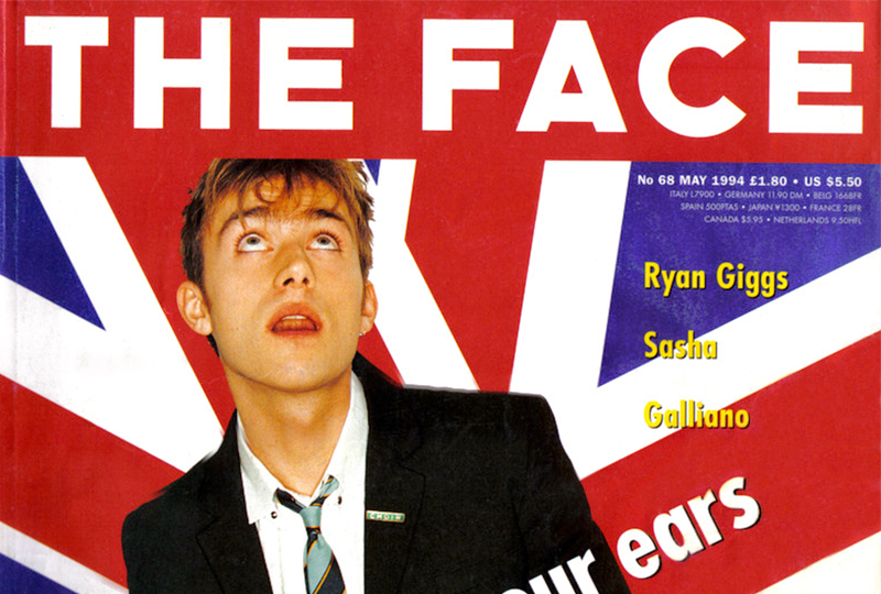 New book traces the rise and fall of iconic youth culture magazine <em>The Face</em>