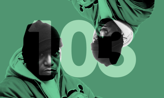 VF Mix 103: Kool G Rap by Omertà Inc.