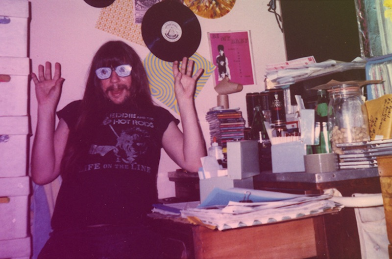 Listen to our in-depth interview with the supreme lord of bizarre records, Paul Major