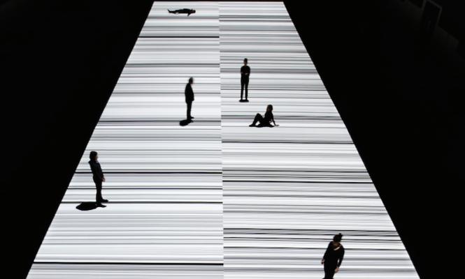 Ryoji Ikeda premieres mind-bending new A/V artwork test pattern [N°12] at The Store X