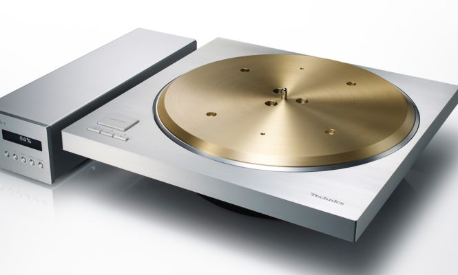 """This has always been our flagship turntable"": Investigating the return of the Technics SP-10R"