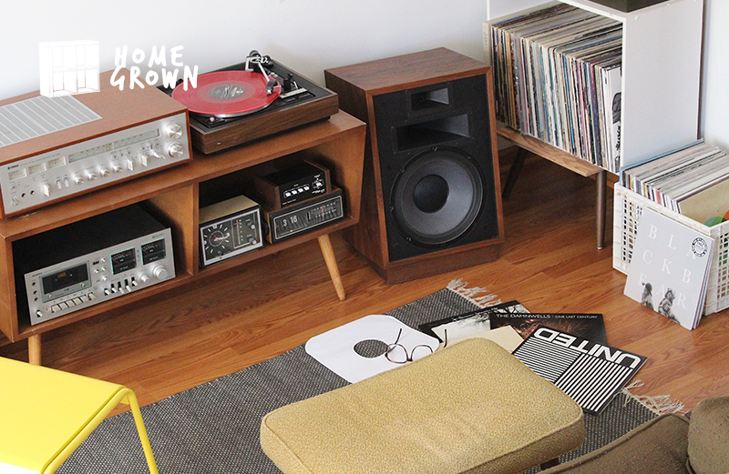 Home Grown: The collector building a vintage hi-fi home in the Windy City