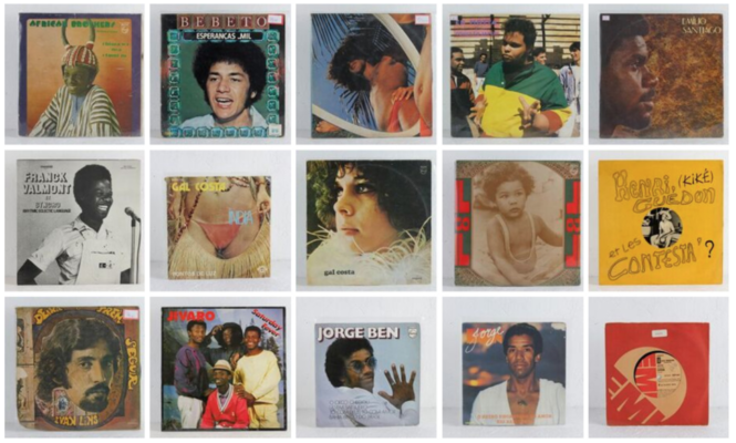 10 rarities from Mr Bongo's global record collection
