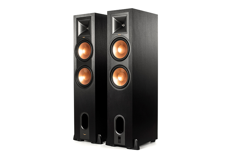 klipsch powered speakers. read more: from the tin shed to loft: how klipsch became world\u0027s most iconic speaker brand powered speakers